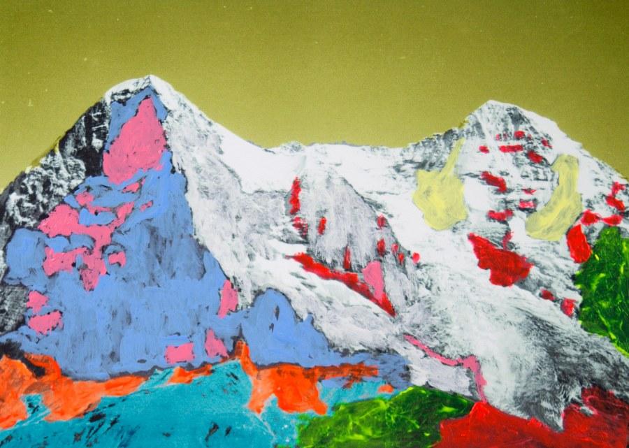 Secret Mountain | An imaginary hike (1 of 2)